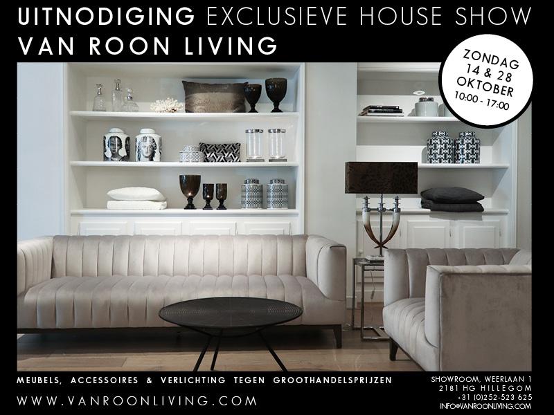 Van Roon Living HOUSE SHOW interieur - meubels - particulieren ...